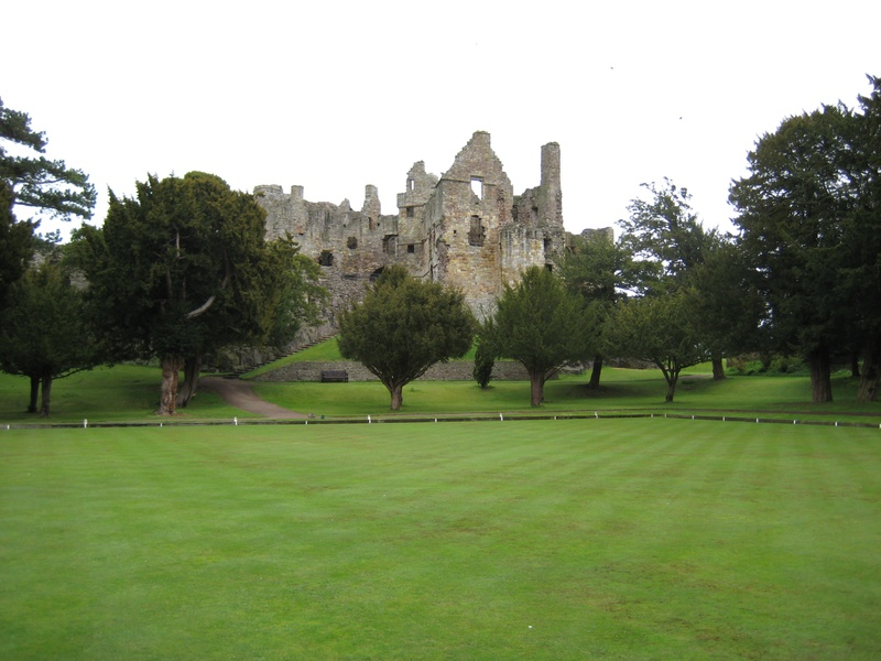 Dirleton Castle 18th April 2010